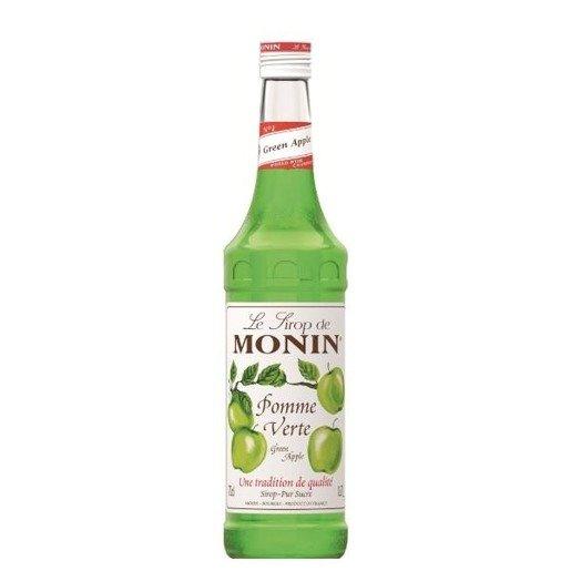 Monin Green Apple 0,7 l - syrop zielone jabłko