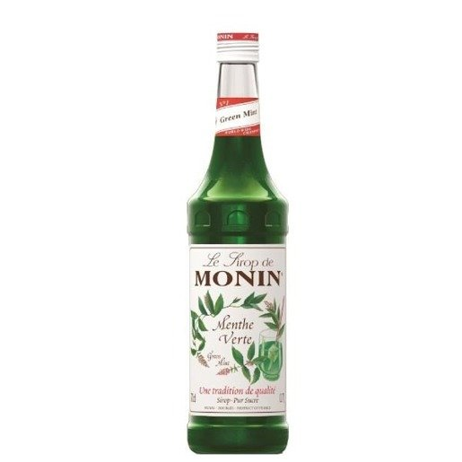 Monin Green Mint syrop miętowy 700 ml