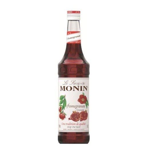 Monin Pomegranate 0,7 l - syrop o smaku granatu