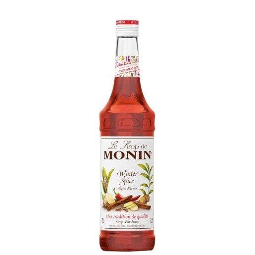 Monin Winter Spice 0,7 l - syrop rozgrzewający