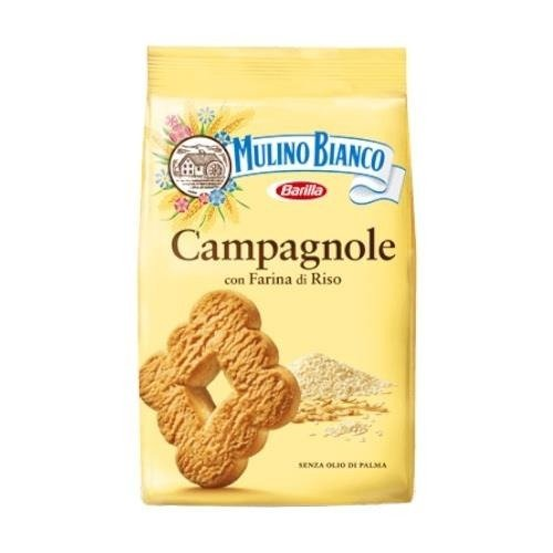 Mulino Bianco Campagnole ciasteczka z mąką ryżową 1000g