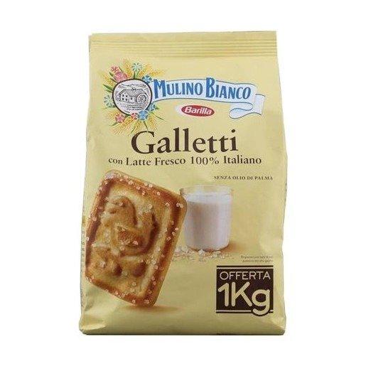 Mulino Bianco Galletti kruche ciasteczka 1000g