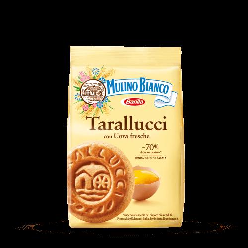 Mulino Bianco Tarallucci kruche ciasteczka 350g