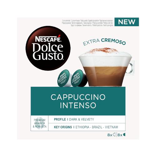 Nescafe Dolce Gusto Cappuccino Intenso 16 kapsułek