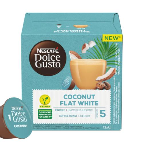 Nescafe Dolce Gusto Coconut Flat White 12 kapsułek