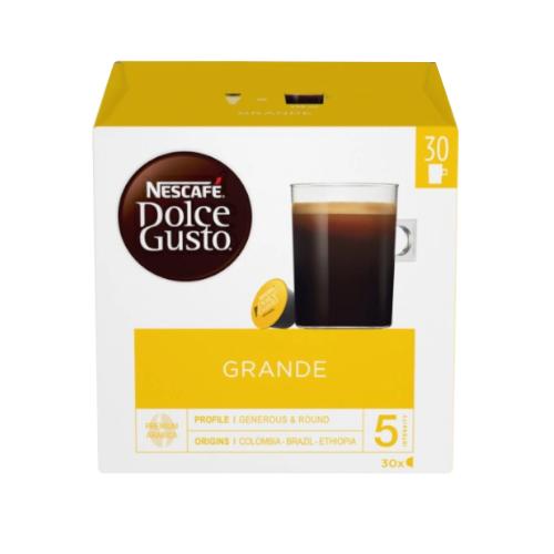 Nescafe Dolce Gusto Grande - 30 kapsułek