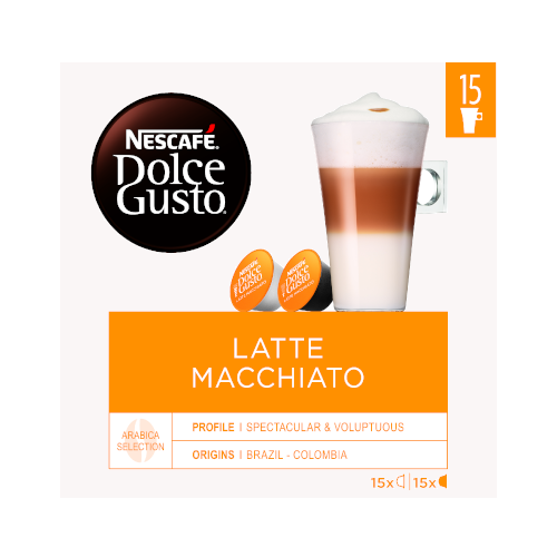 Nescafe Dolce Gusto Latte Macchiato 30 kapsułek
