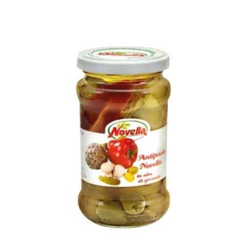 Novella Antipasto Novella - 314 ml mix warzyw