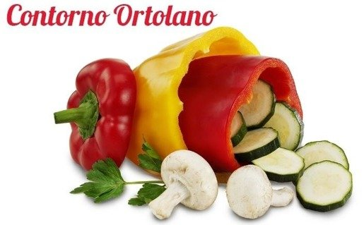 Novella Antipasto Ortolano - 1062 ml mix warzyw