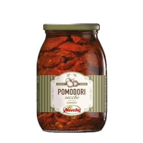 Novella Pomodori Secchi - 1062 ml pomidory suszone