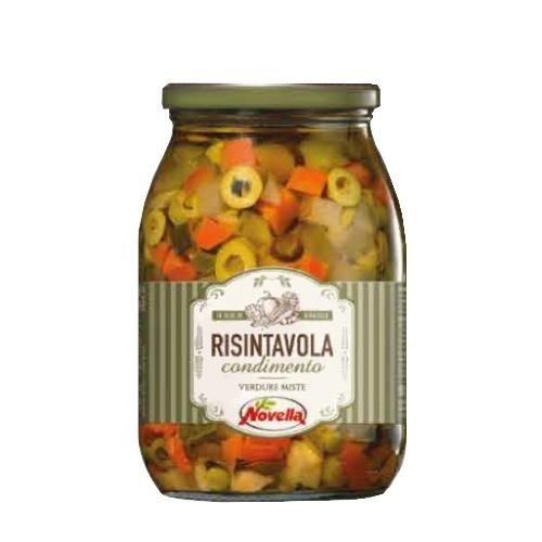 Novella Risintavola - 1062 ml mix warzyw