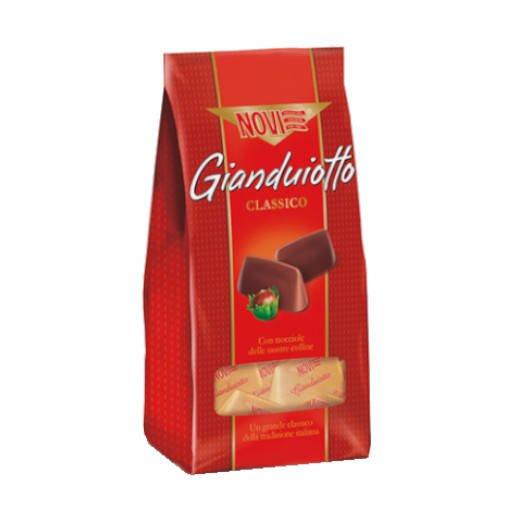 Novi Gianduiotto Classico 160 g - włoskie czekoladki orzechowe