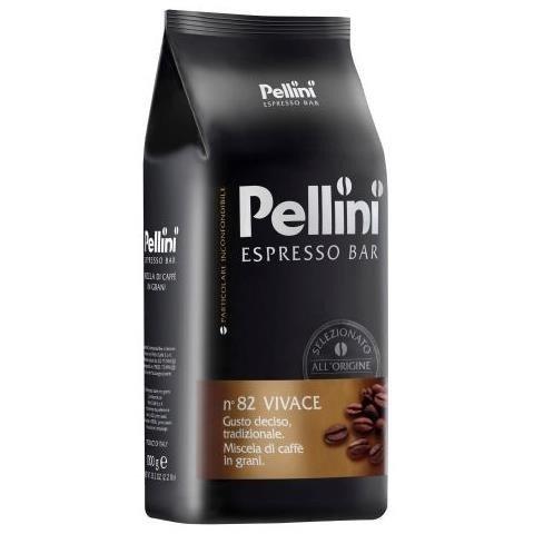 Pellini Bar Vivace 1kg kawa ziarnista x 6