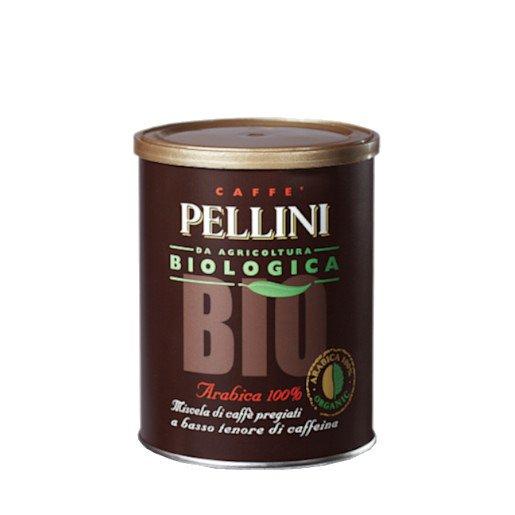 Pellini Biologica BIO 250g kawa mielona puszka