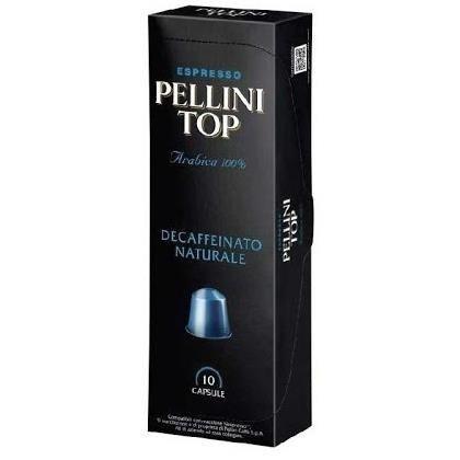 Pellini Top Naturale bezkofeinowa 10 kapsułek