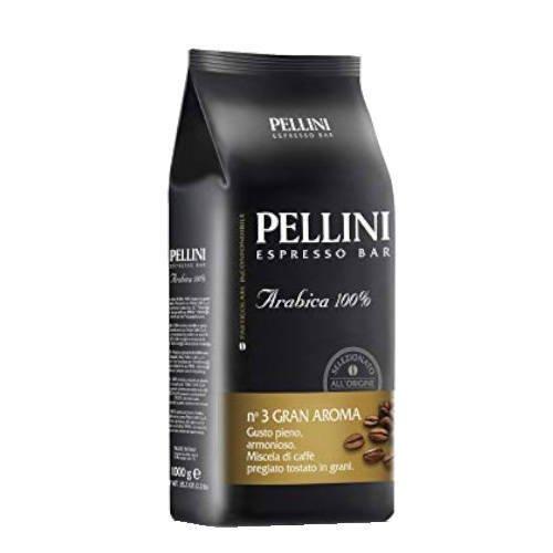 Pellini n'3 Gran Aroma 100% Arabica kawa ziarnista 1 kg