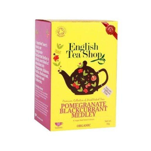 Pomegranate Blackcurrant Medley - 20 saszetek