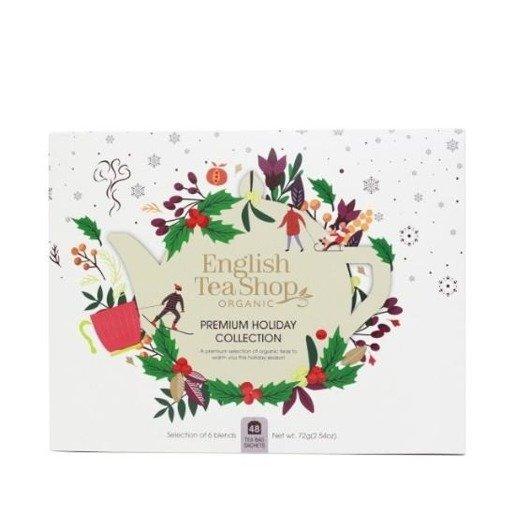 Premium Holiday Collection Świąteczny zestaw 48 saszetek