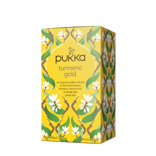 Pukka Turmeric Gold BIO  - 20 saszetek