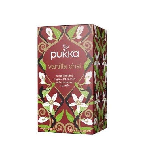 Pukka Vanilla Chai - 20 saszetek