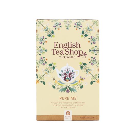 Pure Me 20 saszetek orzeźwiającej herbaty z miętą