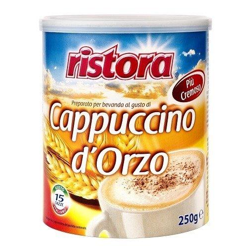 Ristora włoskie Cappuccino zbożowe puszka 250 g