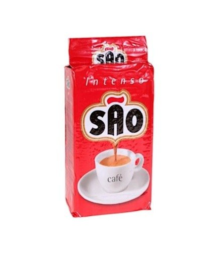 Sao Intenso Cafe 250g kawa mielona od Pellini