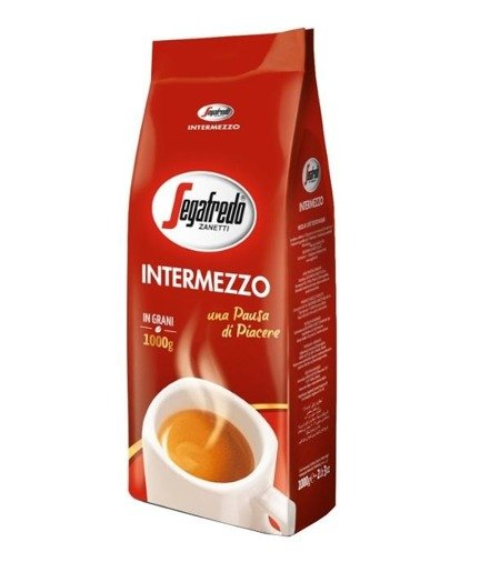 Segafredo Intermezzo 1kg  kawa ziarnista