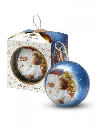 Sir Barton Tea - Christmas Ball - bombka z herbatą