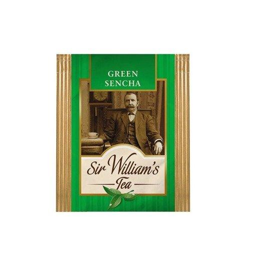 Sir William's Tea Green Sencha 50x1,6g