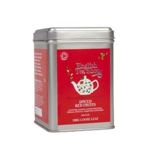 Spiced Red Fruit - herbata sypana  100g