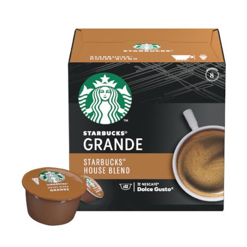 Starbucks Dolce Gusto Grande House Blend 12 kapsułek