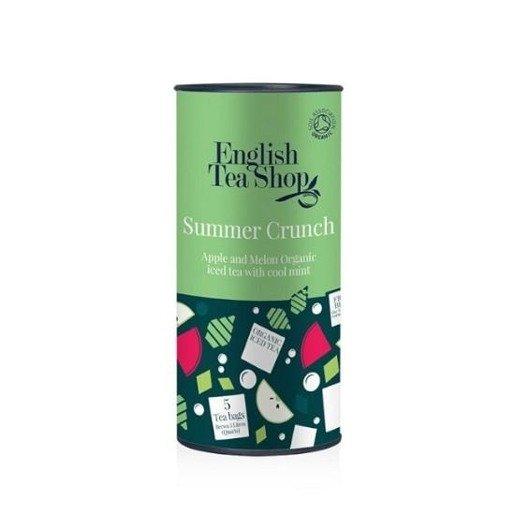 Summer Crunch - 5 saszetek do herbaty mrożonej