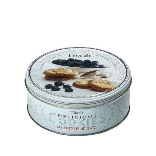 Tivoli - Duńskie ciastka z borówką i kokosem 150g