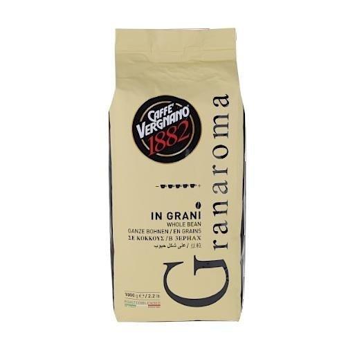 Vergnano Gran Aroma 1kg kawa ziarnista x 6