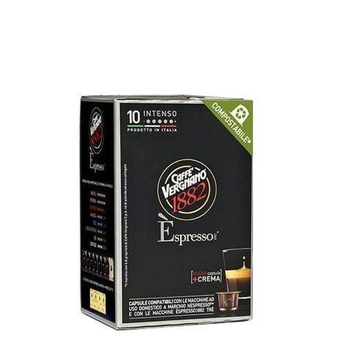 Vergnano Intenso Nespresso 10 kapsułek