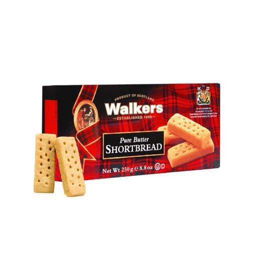 Walkers Shortbread Fingers kruche ciasteczka 250 g