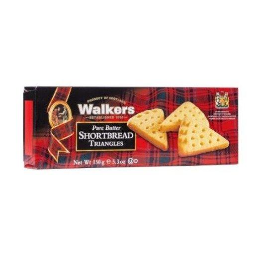 Walkers Shortbread Triangles ciasteczka 150g