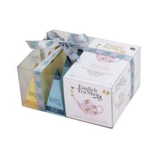 White Tea Collection - 12 piramidek