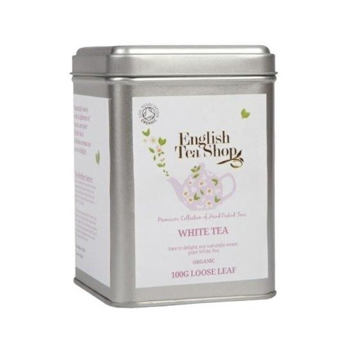 White Tea herbata sypana 100g