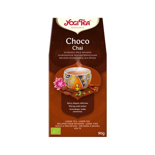 Yogi Tea Choco Chai (Czekoladowy czaj) herbata sypana 90 g