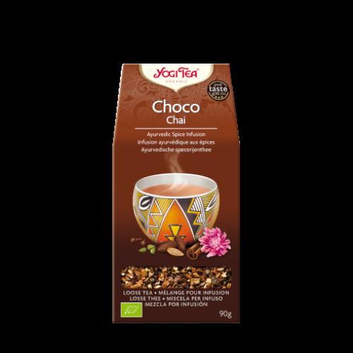 Yogi Tea Choco Chai herbata sypana 90 g
