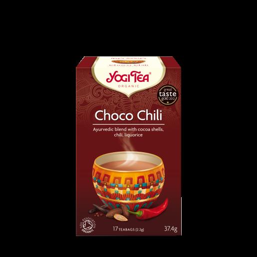 Yogi Tea Choco Chili 17 saszetek