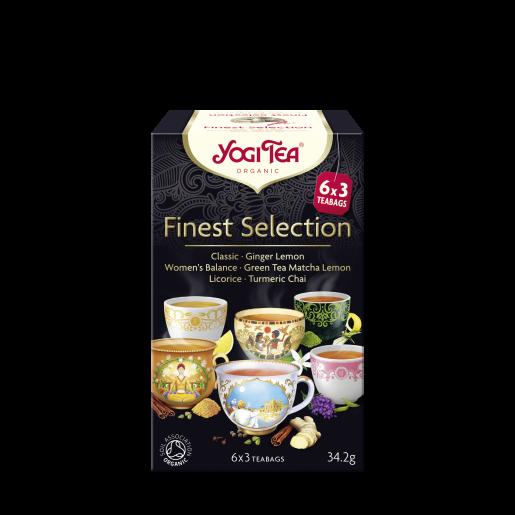 Yogi Tea Finest Sellection 18 saszetek
