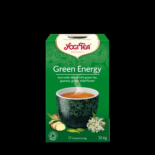 Yogi Tea Green Energy 17 saszetek