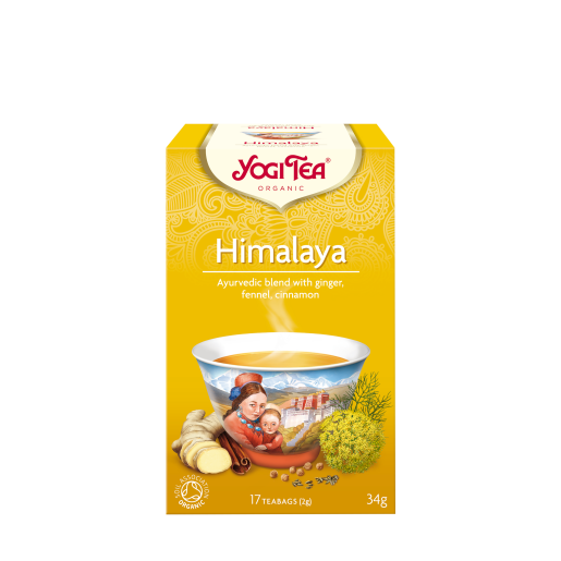 Yogi Tea Himalaya 17 saszetek