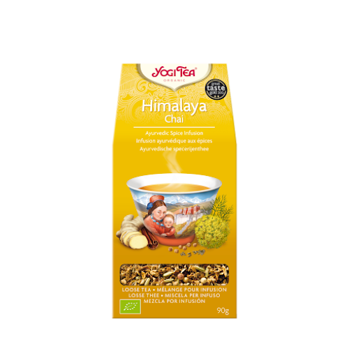 Yogi Tea Himalaya herbata sypana 90 g