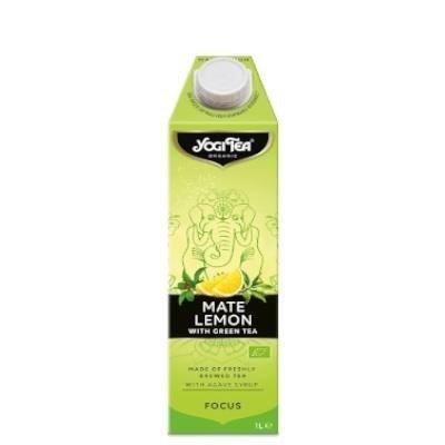 Yogi Tea Mate Lemon with Green Tea - cytryna z zieloną herbatą 1L