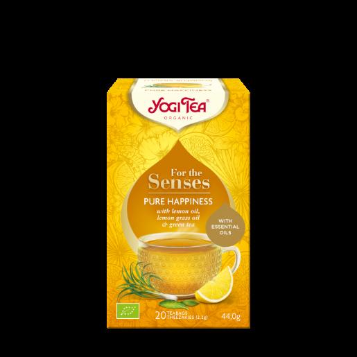 Yogi Tea Pure Happiness (Szczęście) 20 saszetek