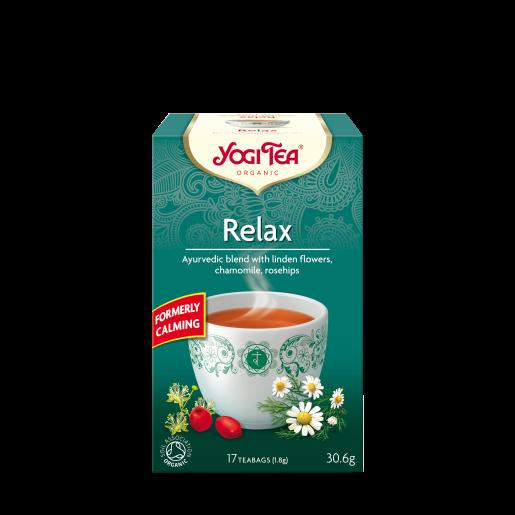 Yogi Tea Relax 17 saszetek